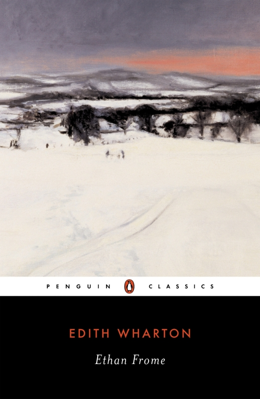 an analysis of edith whartons ethan frome Edith wharton's writing style is characterized by simplicity and control her choice  of vocabulary and sentence structure, which is as stark as the lives led by.