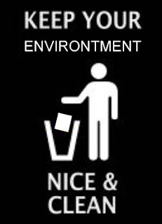 Keep your environment nice and clean