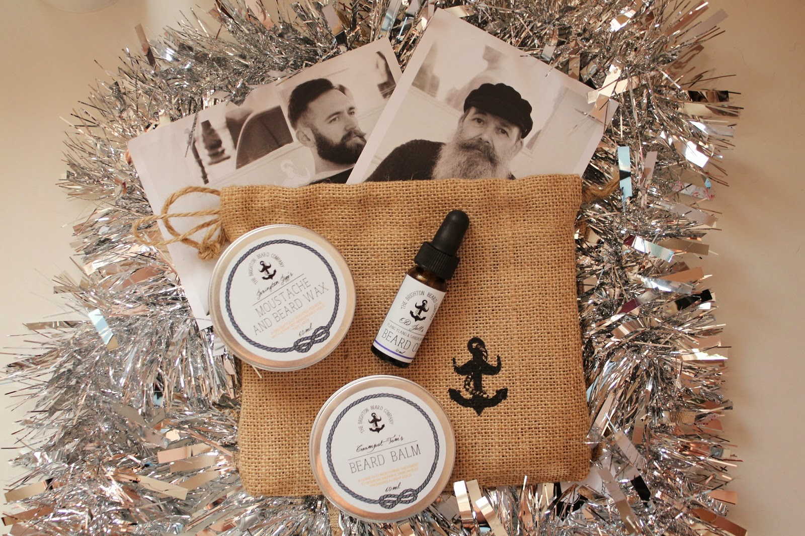 the brighton beard company gift set