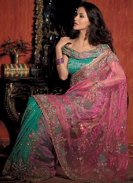 latest design attractive saree blouse patterns saree