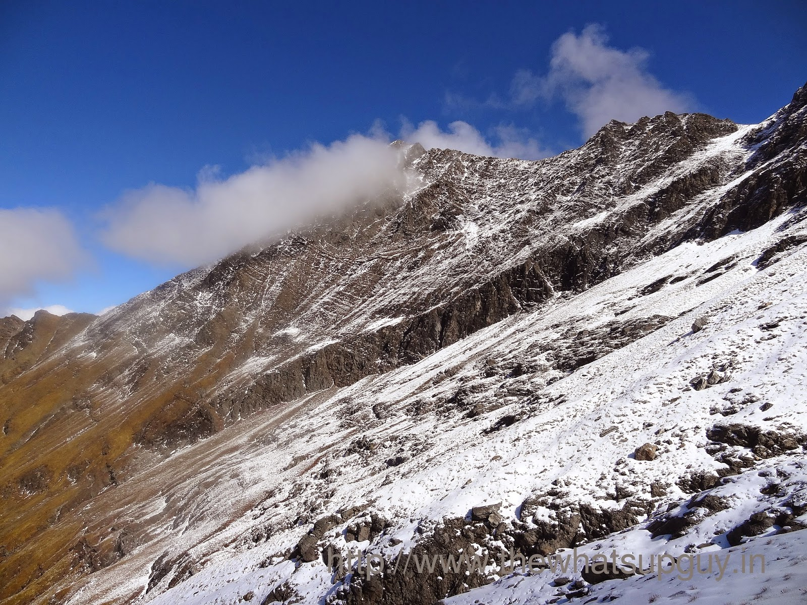 Snow Roopkund Trek With India Hikes Day 5