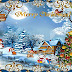 Happy Christmas Greeting Cards Designs Pictures-Image-Beautiful X Mass Cards Photo-Wallpapers