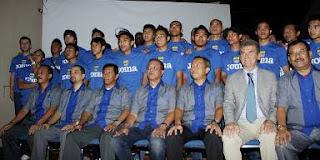 Skuad Persib Tahun 2011-2012