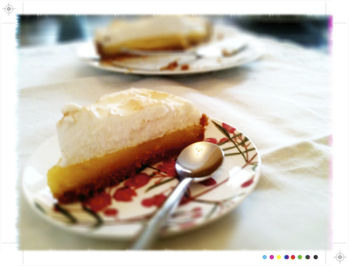 Toast: Lemon Lime Meringue Pie