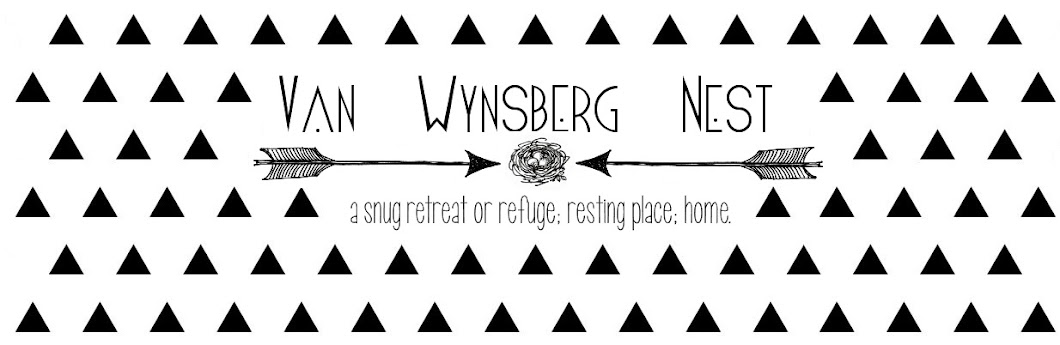 Van Wynsberg Nest :: a snug retreat or refuge; resting place; home
