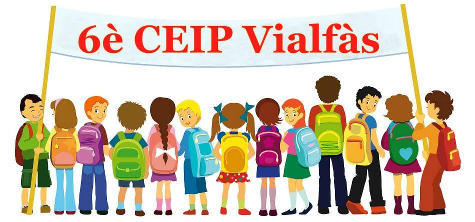 CEIP VIALFÀS - 6è Primària 2017/2018