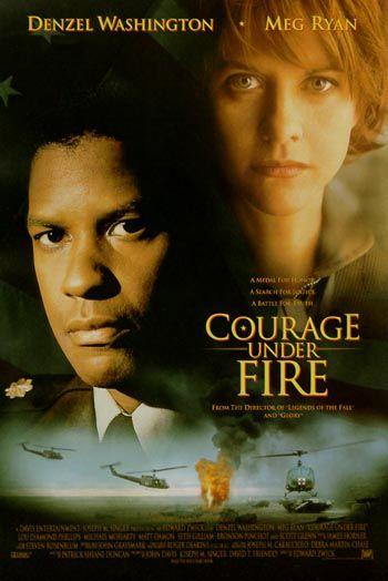 Ateş Altında Cesaret (1996)-Courage Under Fire| 1080p-720p Tükçe dublaj hd izle