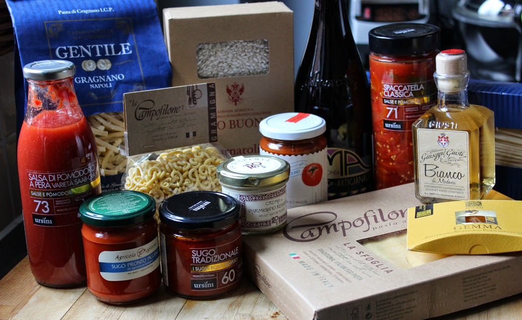 UFUUD Premium Italian Food Delivery to UK and Europe – Review