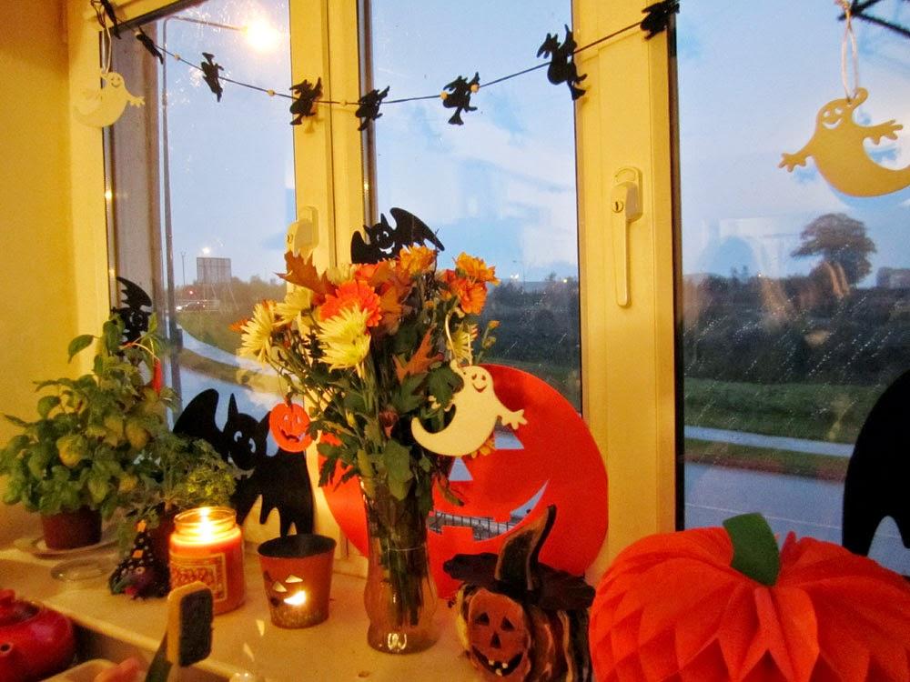 Halloween Decorations house warming