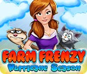 เกมส์ Farm Frenzy - Hurricane Season