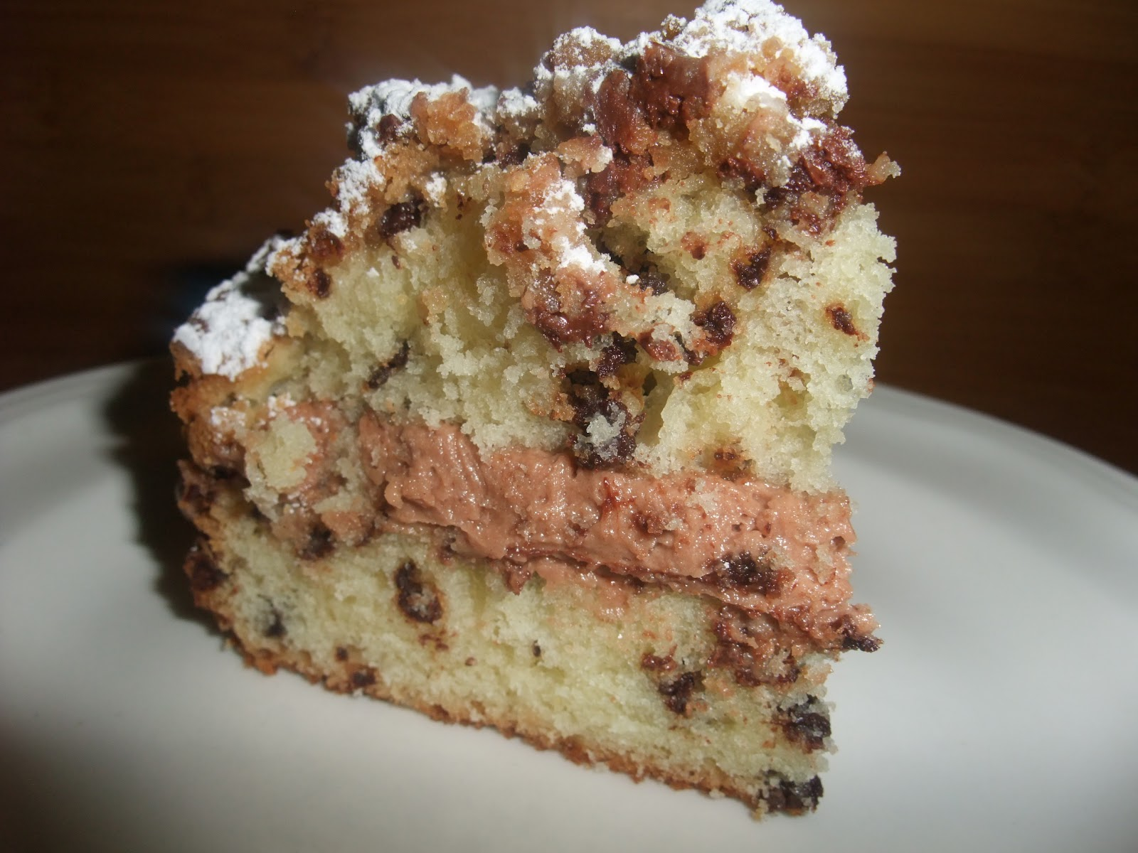 Easy Crumb Top Coffee Cake
