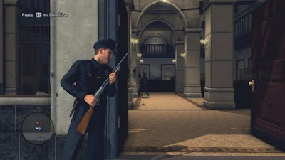 L A Noire PC Gameplay