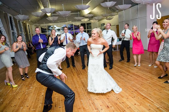 Funny Wedding Dance Moves by couples