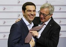 CATALUNYA: Juncker reclama una proposta sòlida a Tsipras per evitar el 'Grexit'