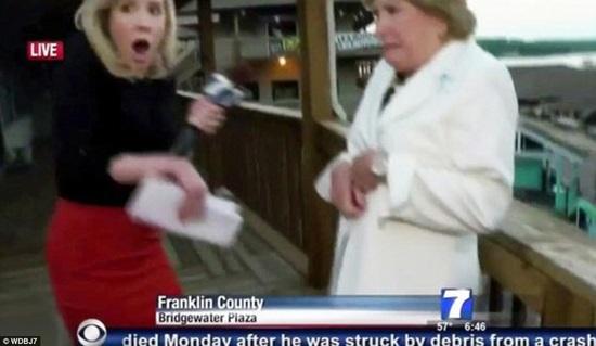 GEMPAR!!! Wartawan, jurukamera stesen TV ditembak mati ketika berlintas langsung