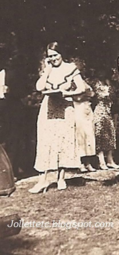 Violetta Davis Ryan about 1934 Jollett Reunion  http://jollettetc.blogspot.com