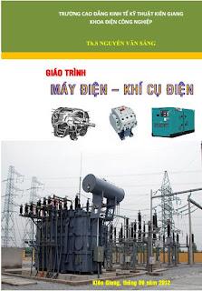 Giáo trình Máy điện - Khí cụ điện
