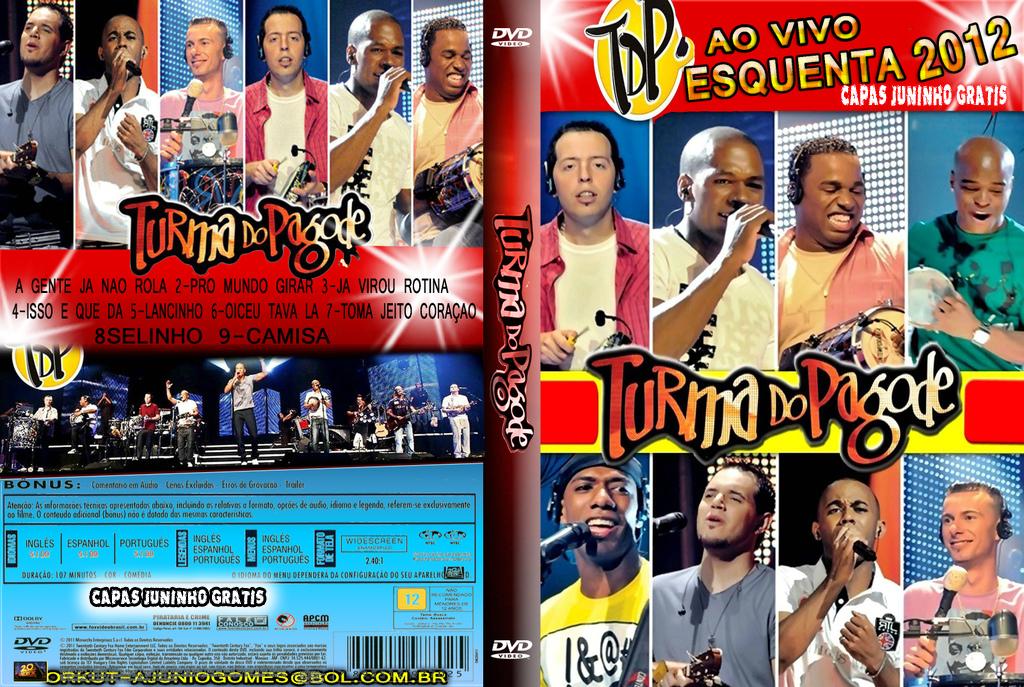 Capas Juninho Vip
