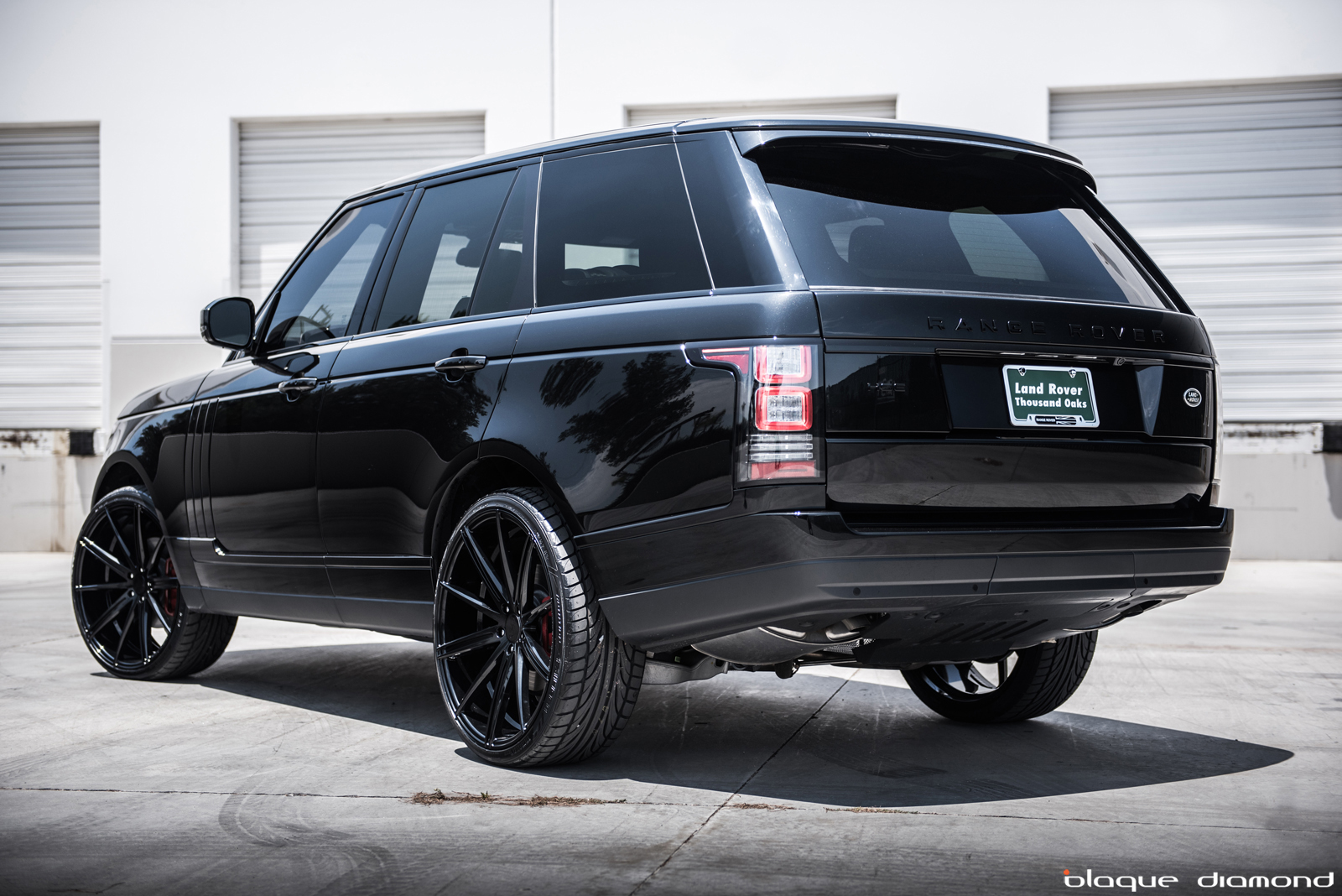 2015 range rover fitted with 24 inch bd 9 s in black blog. Black Bedroom Furniture Sets. Home Design Ideas