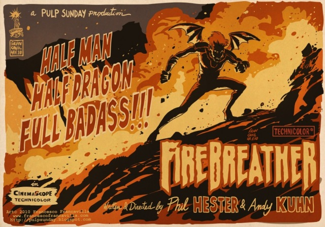 Firebreather Oyunları Cartoon Network
