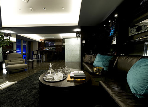 Apartment interior design large and elite apartments for Elite interior designs