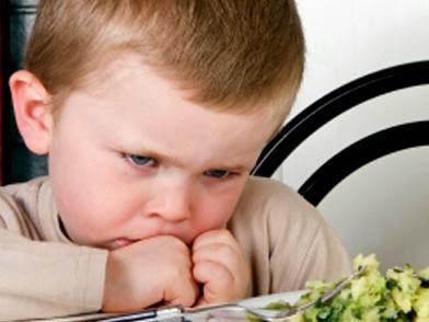 Tips Menghadapi Anak Yang Susah Makan