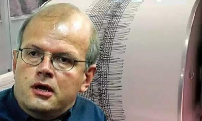 Βόμβα» Τσελέντη: Περιμένουμε σεισμό 6 – 6,5 Ρίχτερ στην Ελλάδα (vid)