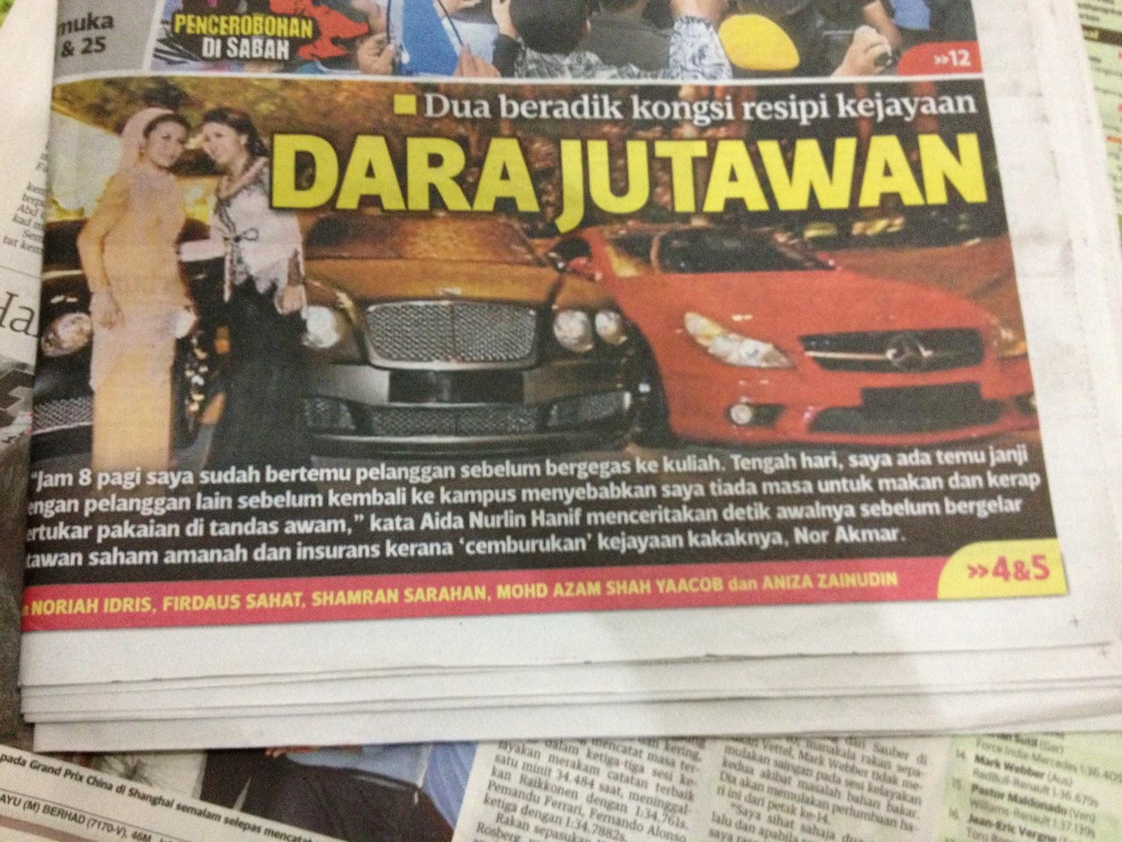 Cloudymonday Dara Jutawan