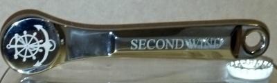 Boat name bottle opener