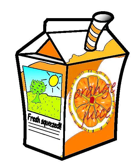 QTalk word cue - orange juice