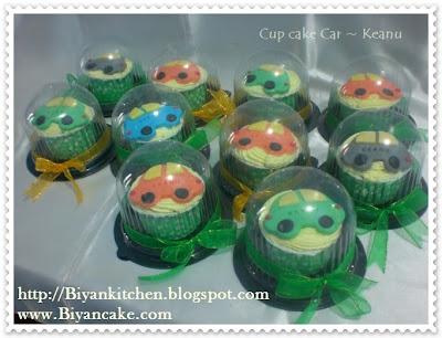 Cupcake mobil keanu