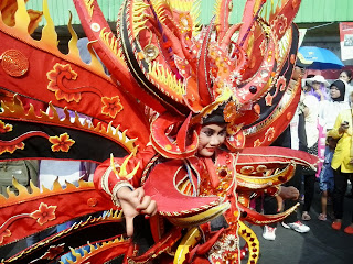 Kebo Geni Banyuwangi Ethno Carnival 2013