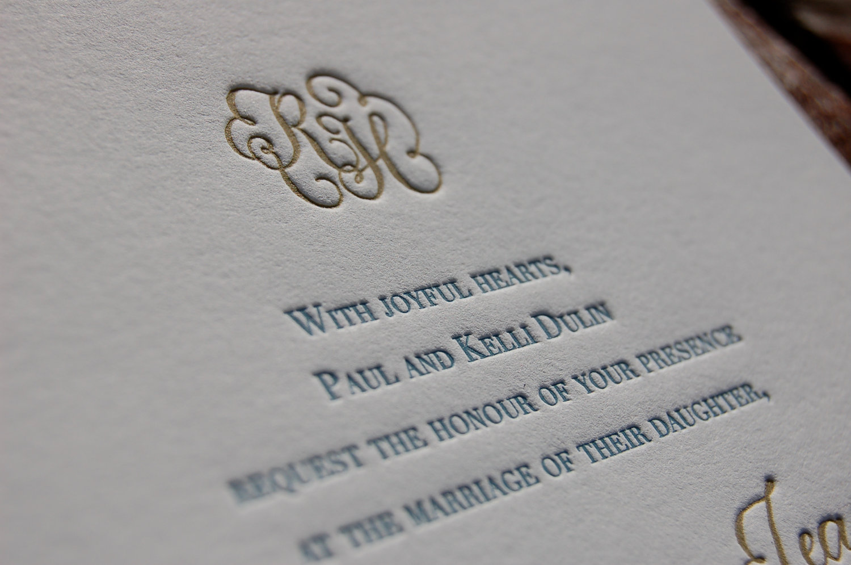 affordable letterpress wedding invitations. diy letterpress, Wedding invitations