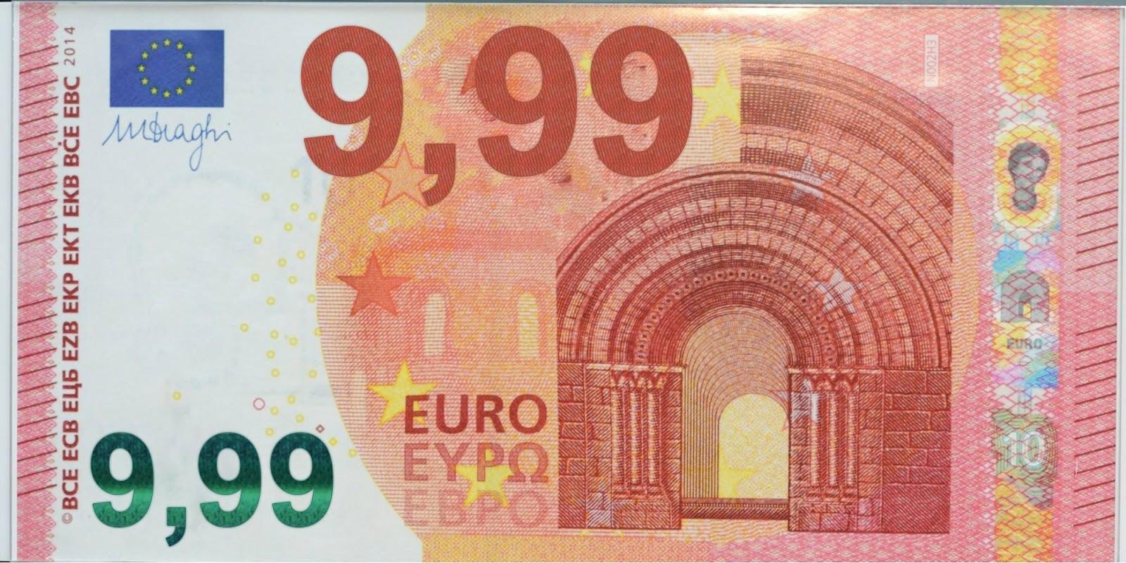 Der postillon anpassung an ladenpreise ezb wertet euro for Poco wohnwand 99 euro