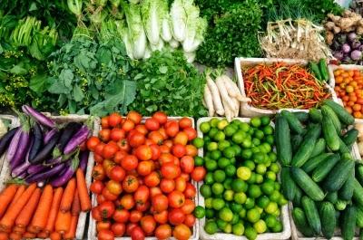 10 من الخضروات والفواكة العالية بعنصر الحديد