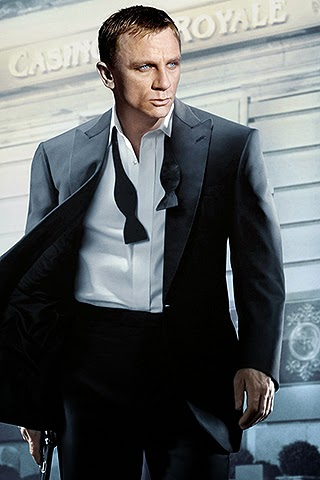 Daniel Craig 007 Casino Royal