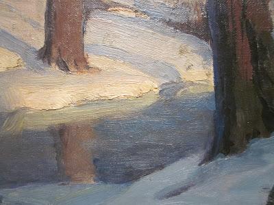 Emile A. Gruppe Winter Landscape
