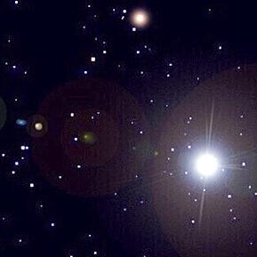 Bagaimana Bintang Bisa Berkedip Sangat Indah