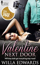 <i>Valentine Next Door</i><br>By Willa Edwards