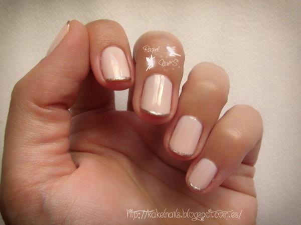manicure minimalista