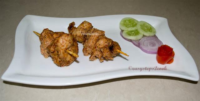 chicken banjara kabab recipe