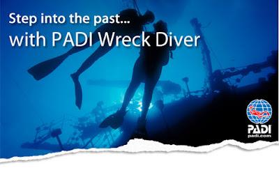 Wreck Diver - Greece