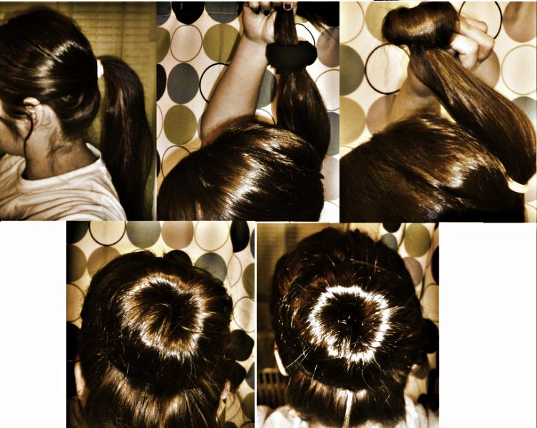 My affair with cosmetics hair do it yourself the perfect bun do it yourself the perfect bun solutioingenieria Images