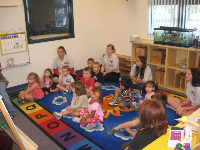 Early Childhood Education helpresearch.com
