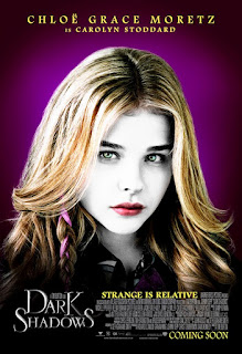 Dark Shadows en sus posters