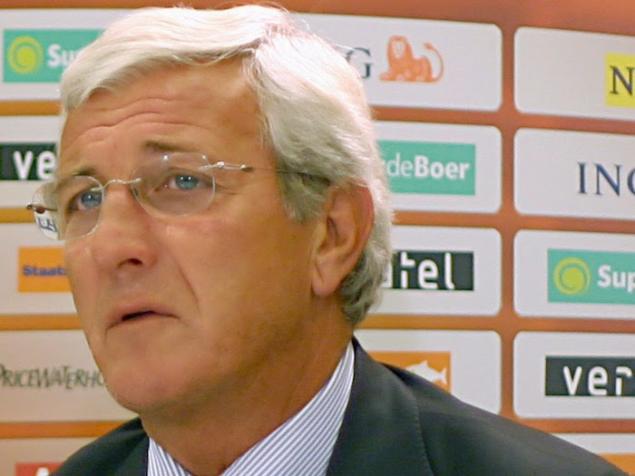 Translations of Marcello Lippi: Technical Director of Guangzhou Evergrande.
