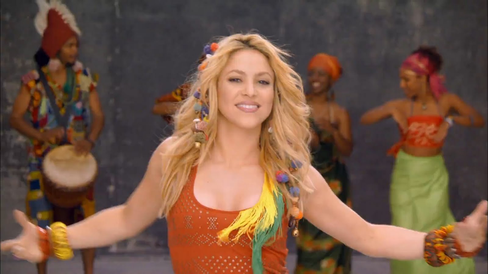 video shakira download: