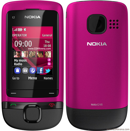Nokia C2 05 Specifications   All About Phone