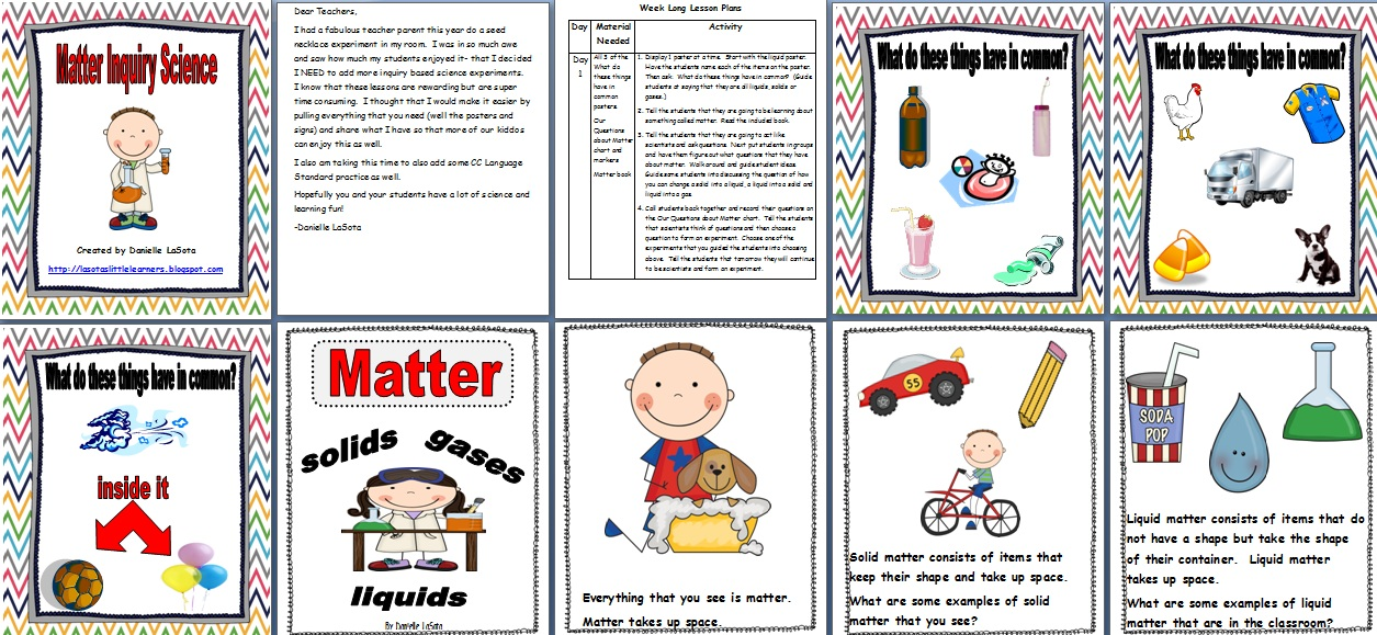Lasotas Little Learners Matter Inquiry Giveaway