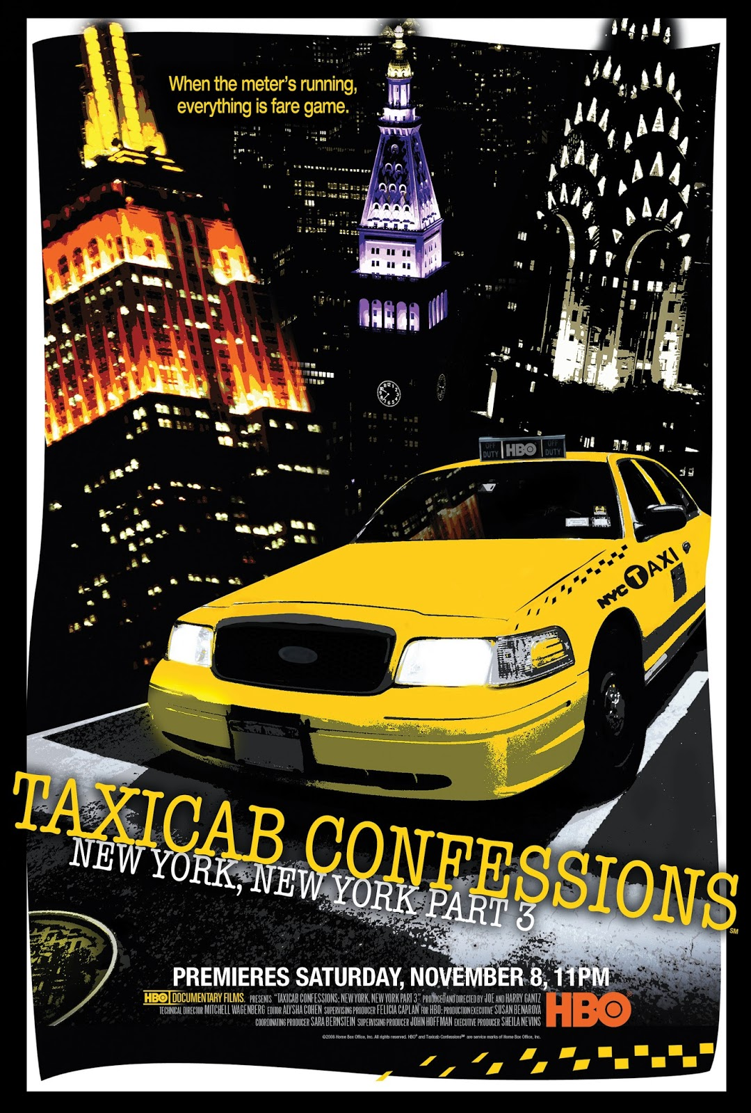 Face Of Hugo Boss Taxicab Confessions